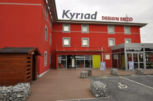. Enzo Hotels Reims Tinqueux By Kyriad Direct