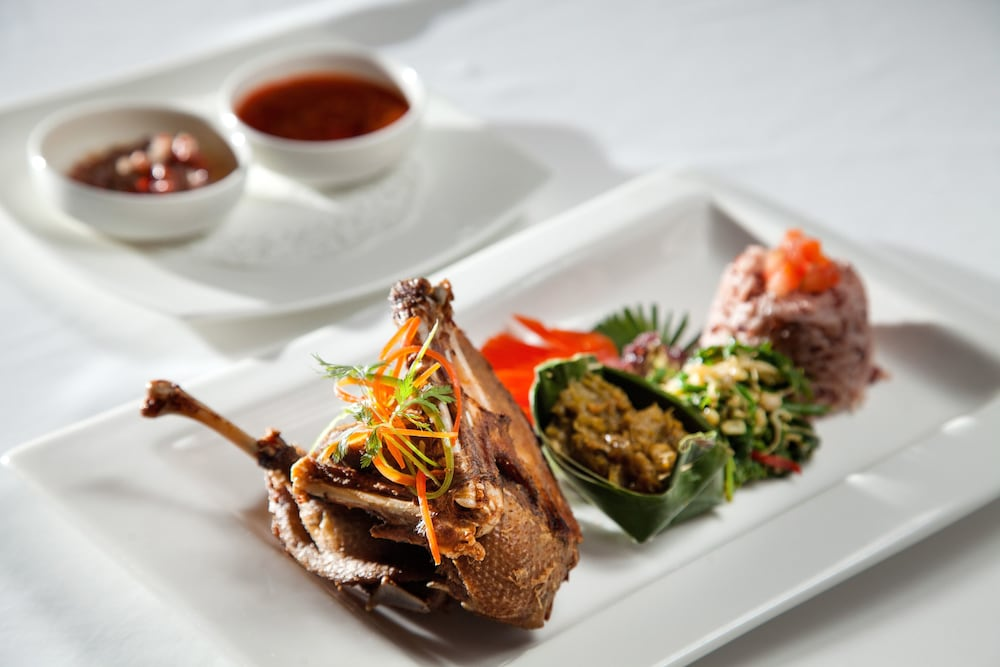 피타 마하(Pita Maha) Hotel Image 35 - Food and Drink