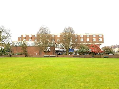 The Ashley Hotel, Trafford