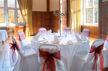 Monk Fryston Hall Hotel - Indoor Wedding  - #0