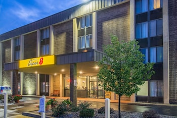 Hotel - Super 8 by Wyndham Liverpool/Syracuse North Airport