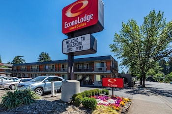 Hotel - Econo Lodge Inn & Suites Hillsboro - Portland West