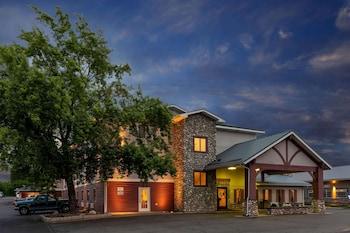斯波坎谷溫德姆速 8 飯店 Super 8 by Wyndham Spokane Valley