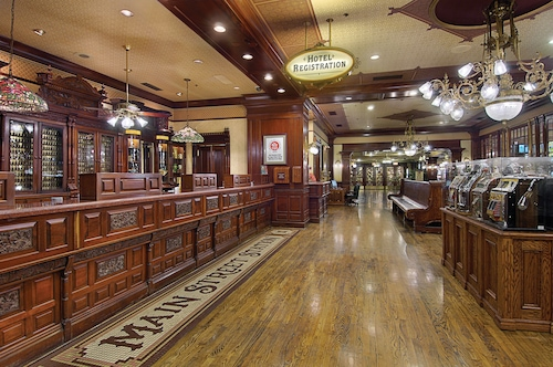 Main Street Station Hotel, Casino and Brewery, Clark