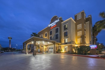 聖安東尼奧市中心/河濱區春丘套房飯店 SpringHill Suites San Antonio Downtown/Riverwalk Area