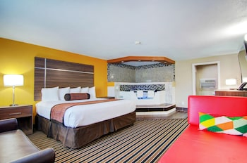 Honeymoon Suite, 1 King Bed