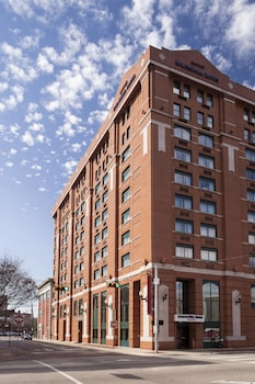 Exterior at SpringHill Suites Dallas Downtown / West End in Dallas