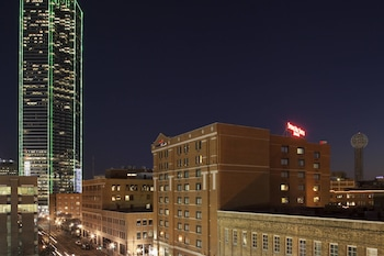 Featured Image at SpringHill Suites Dallas Downtown / West End in Dallas