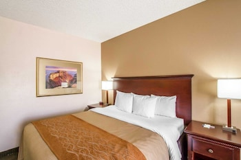 Guestroom at Comfort Inn I-10 West at 51st Ave in Phoenix