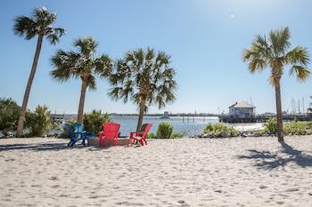 Property Amenity at Harborside at Charleston Harbor Resort and Marina in Mount Pleasant