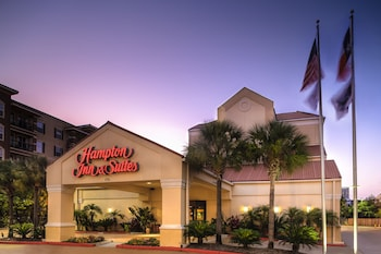 休士頓醫學中心 NRG 公園恒庭套房飯店 Hampton Inn & Suites Houston Medical Center NRG Park