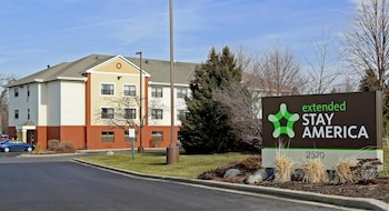 密爾沃基沃基肖美國長住飯店 Extended Stay America Milwaukee - Waukesha