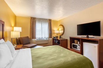 Room, 1 Queen Bed with Sofa bed, Accessible, Non Smoking