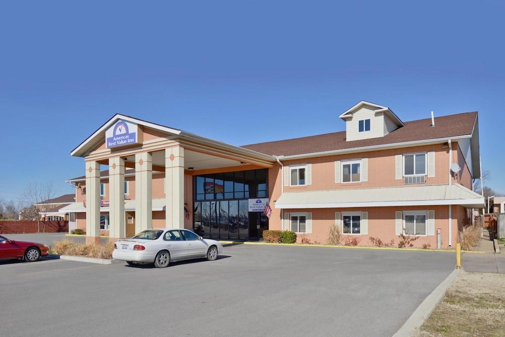 伊利諾伊州馬里恩美洲最佳價值酒店