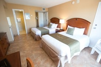 Standard Room, 2 Double Beds, Partial Sea View at Ocean Drive Beach & Golf Resort in North Myrtle Beach