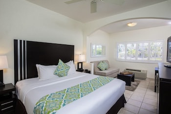 Room, 1 King Bed, Garden View