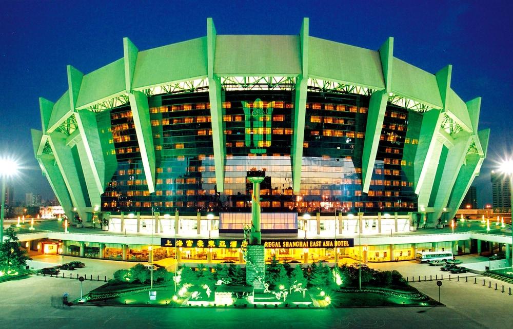 リーガル 上海 イースト アジア ホテル