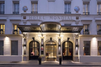 Hotel - Hôtel Mondial