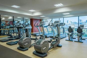 Hilton Durban - Fitness Facility  - #0