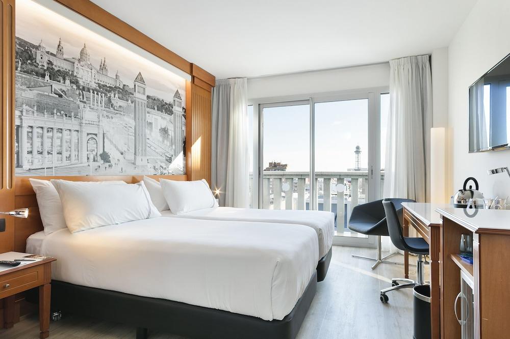 ホテル バルセロナ アポロ、アフィリアテッド バイ メリア