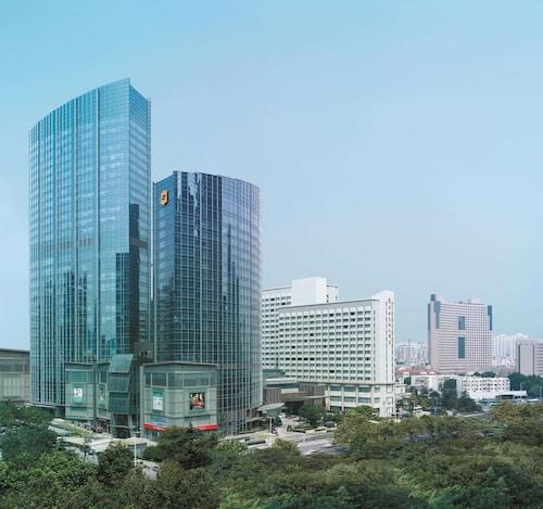 . Shangri-La Hotel, Qingdao