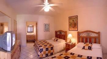Standard Room, 2 Double Beds