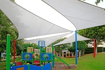 Mediterranean Beach Hotel - Childrens Play Area - Outdoor  - #0