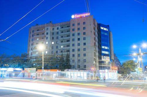 . Victoria Hotel Chelyabinsk
