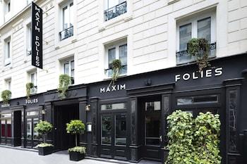Hotel - Maxim Folies