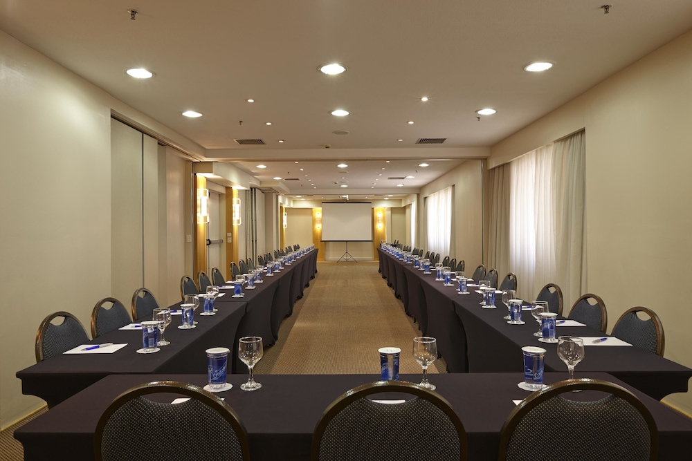 트랜스아메리카 이그제큐티브 파리아 리마(Transamérica Executive Faria Lima) Hotel Image 15 - Meeting Facility