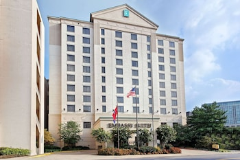 納許維爾范德比希爾頓大使套房飯店 Embassy Suites by Hilton Nashville at Vanderbilt
