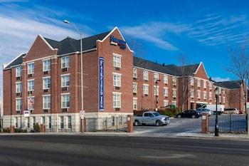堪薩斯市中心/聯合山萬豪費爾菲爾德套房飯店 Fairfield Inn Kansas City Downtown/Union Hill by Marriott
