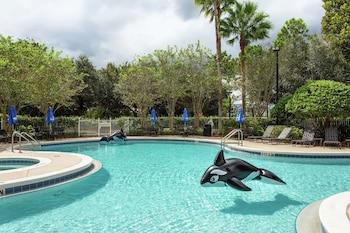 希爾頓奧蘭多海洋世界花園飯店 Hilton Garden Inn Orlando at SeaWorld