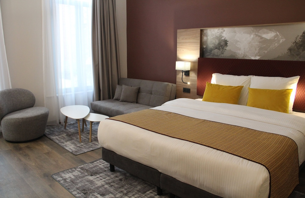 レオナルド ホテル アントウェルペン