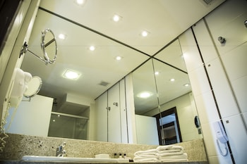 Parque Balneario Hotel - Bathroom  - #0