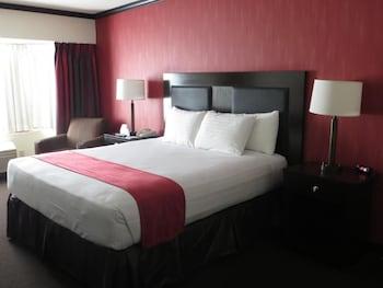 Room, 1 King Bed, Smoking