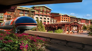 Hotel - Disney's Grand Californian Hotel and Spa