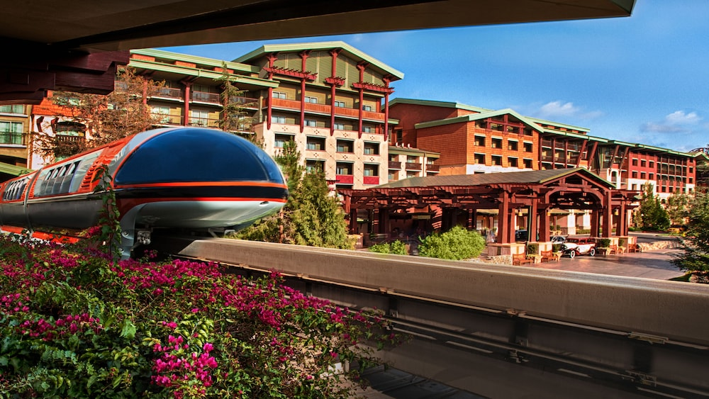 Disney's Grand Californian Hotel and Spa