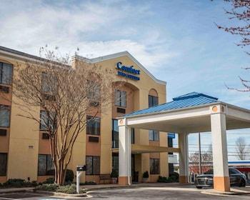 Hotel - Comfort Inn & Suites Morganton