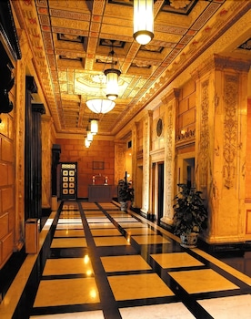 ジン ジャン パシフィック ホテル上海 (上海金門大酒店)
