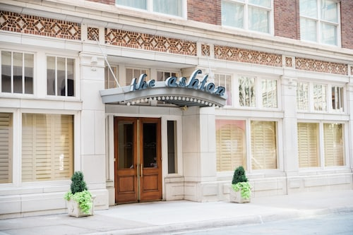 . The Ashton Hotel