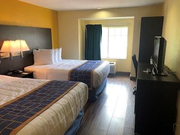 坦帕/雷蒙德詹姆斯體育館溫德姆戴斯套房飯店 Days Inn & Suites by Wyndham Tampa/Raymond James Stadium