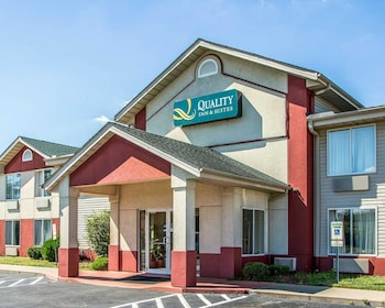 Hotel - Quality Inn & Suites Middletown - Franklin