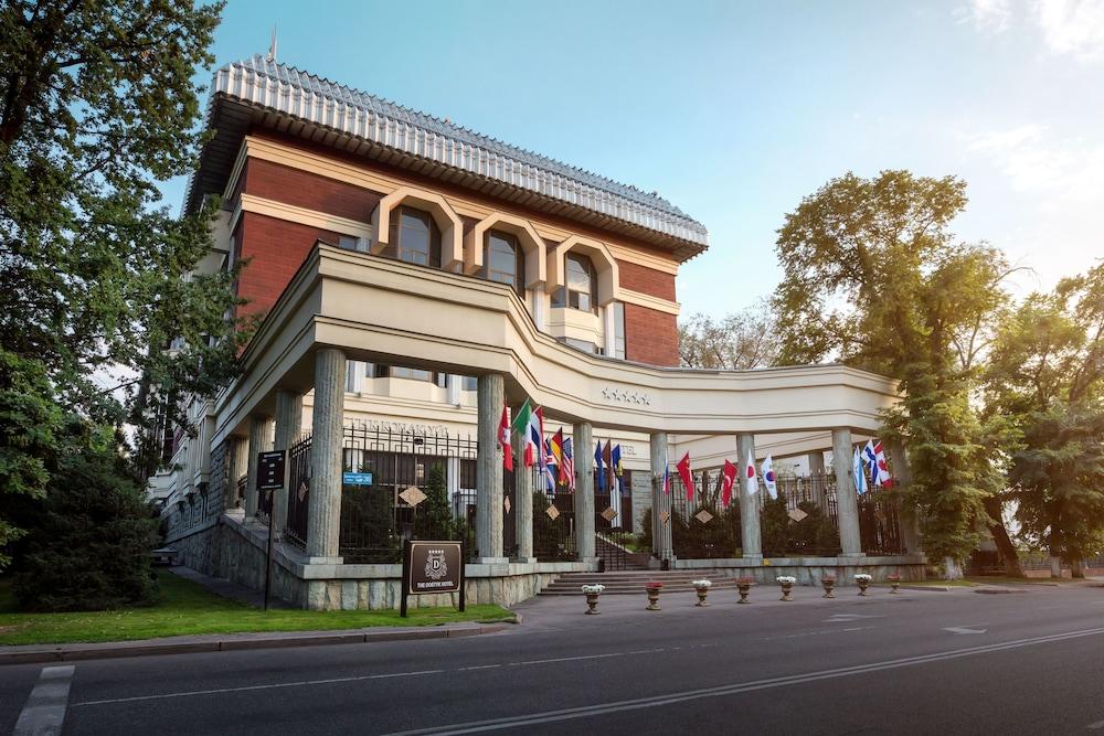 Отель Достык, Алматы, Казахстан