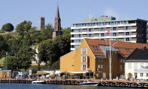 . Thon Hotel Tønsberg Brygge (Tidl. Brygga)