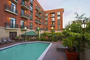 Hotel - Courtyard by Marriott Savannah Downtown/Historic District