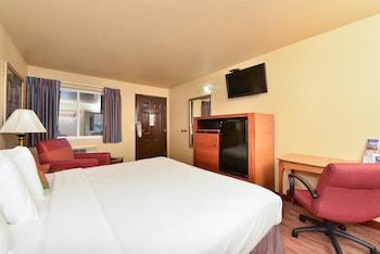 Room, 1 Queen Bed, Smoking, Kitchenette