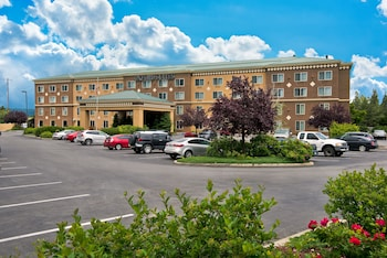 Hotel - Oxford Suites Spokane Valley