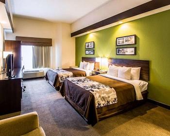 奧蘭多機場司麗普旅館&套房酒店 Sleep Inn & Suites Orlando International Airport