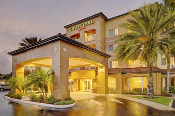 Hotel - Courtyard by Marriott West Palm Beach Airport